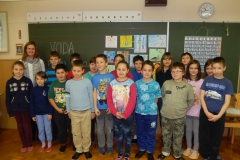 3. in 4. razred OŠ Košana